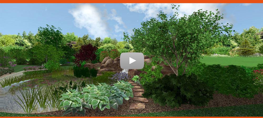 3d jardin et paysagisme keygen for Creation jardin 3d