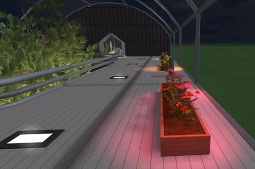 Les vid os r alis s avec la suite nova logiciel 3d paysage for Logiciel espace vert